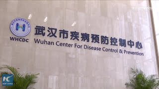 China's Wuhan reports 17 new pneumonia cases