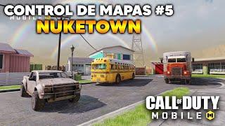 CONTROL DE MAPA #5 NUKETOWN !! COD MOBILE CALL OF DUTY MOVIL
