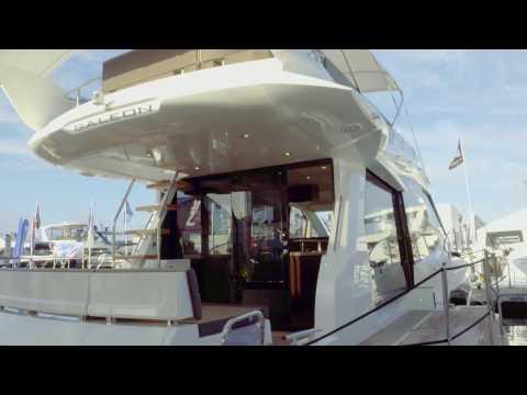 In-Depth Tour: 2017 Galeon 500 Flybridge Yacht