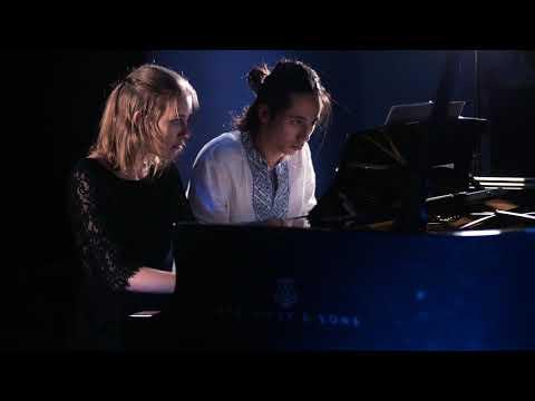 Schubert, Fantasy In F Minor, For Piano Four Hands D. 940 | Marine Bombardier, Julien Hanck