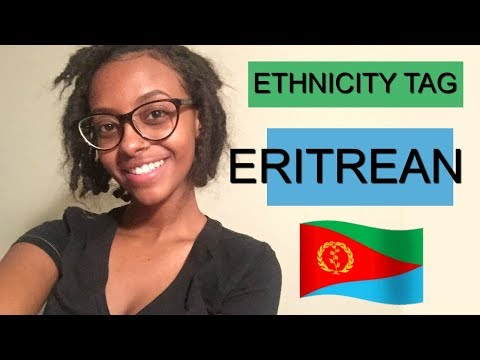 ETHNICITY TAG - I Am Eritrean | Monologues by issa