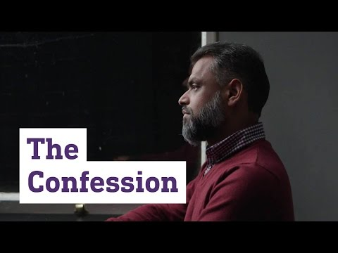 'The Confession' - Q&A with Moazzam Begg