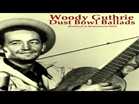 Woody Guthrie - Vigilante Man - Remastered 2014