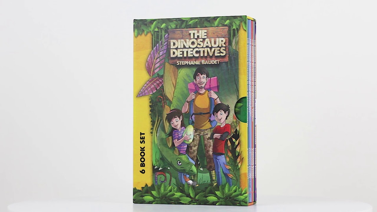 the dinosaur detectives collection youtube