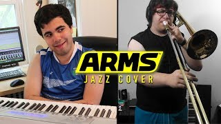 ARMS: Main Theme - Jazz Fusion Cover || Charles Ritz (feat. Eric L.)