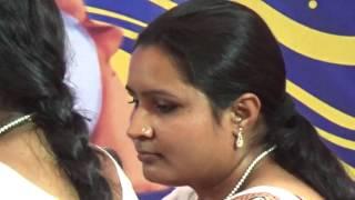04 Bhajan Spardha Tiosa Female present Powada of Tukadoji Maharaj