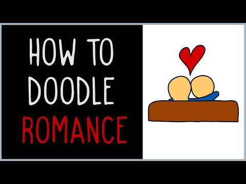 How to Draw Romance (drawing tips)