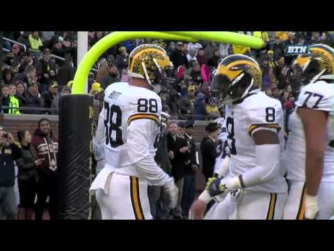 Michigan Spring Football Highlights