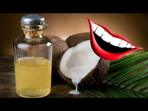Cómo Mejorar Tus Encías Con Aceite de Coco (Oil Pulling)
