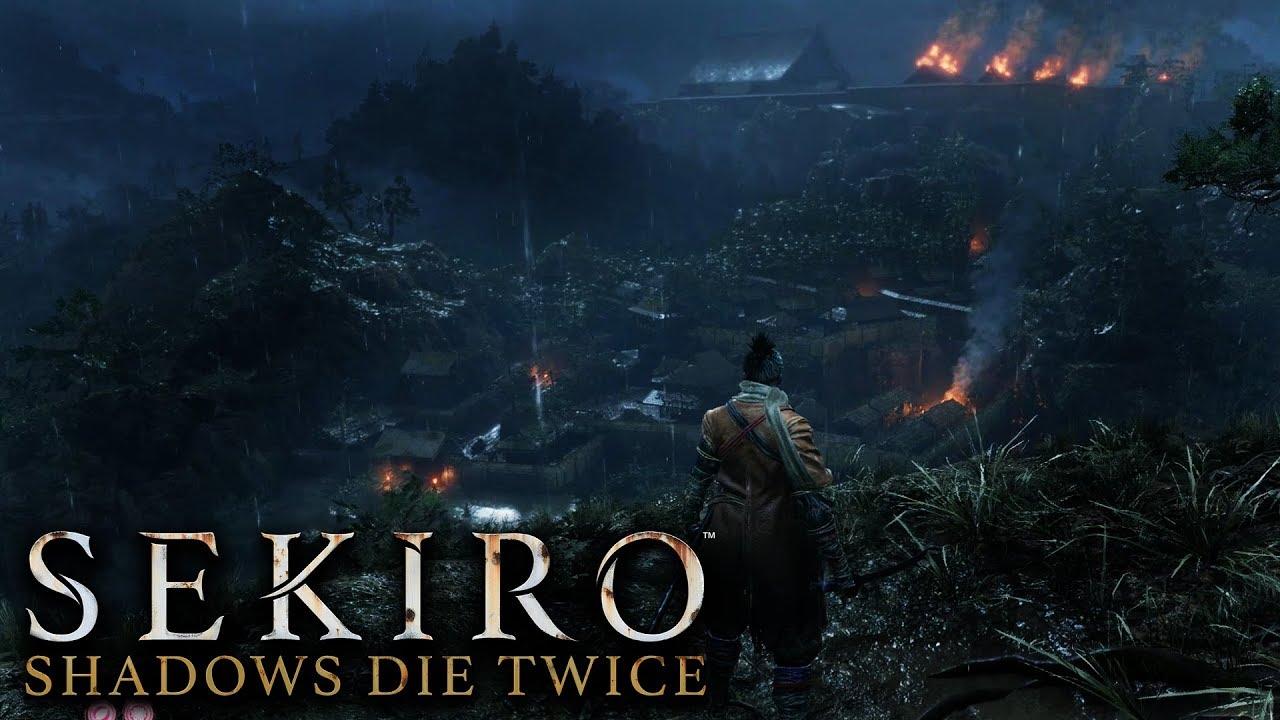 SEKIRO: Shadows Die Twice ? Прохождение #10 ? НОВЫЙ ПРОТЕЗ ЗОНТ И МЕЧ САБИМАРУ