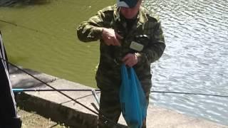 День рыбака в Смоленске. Улов.(, 2015-07-12T12:41:22.000Z)