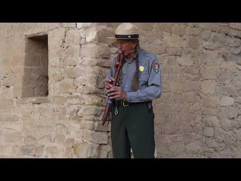 Mesa Verde  --  Guide David