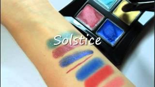 Illamasqua - 4-Colour Liquid Metal Palette (swatch) Thumbnail