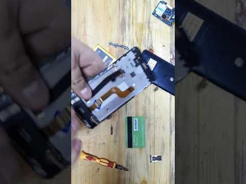 Fly Currus 13 FS518 замена модуля