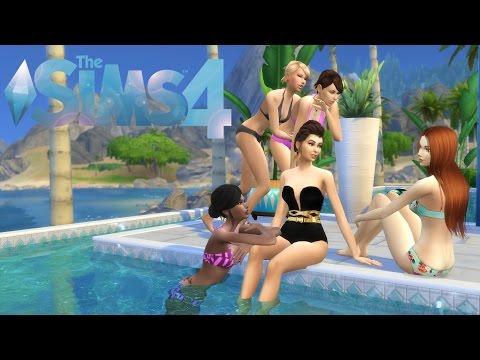 🌞🌴The Sims 4 Wymarzone Wakacje Stelli #1