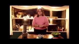 Raw Vegan Orange Tahini Zinger Salad Dressing!