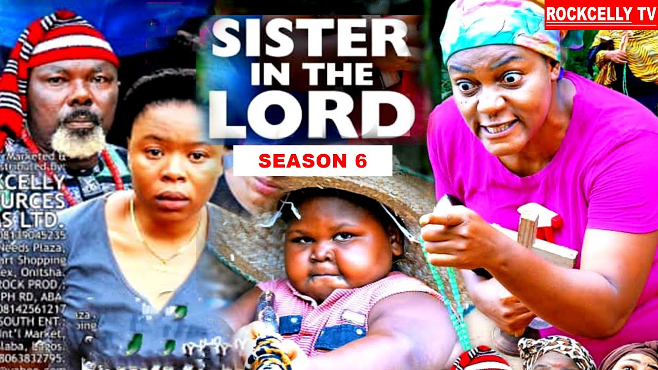 Download SISTER IN THE LORD (SEASON 6)  -NEW MOVIE ALERT! - QUEEN NWOKOYE  LATEST 2020 NOLLYWOOD MOVIE || HD
