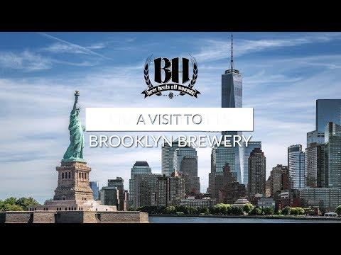 Brooklyn Brewery Visit