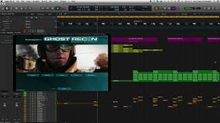 Hur Ozan Cerrahoglu - PLTM06 - Zebra Synth - Ghost Recon