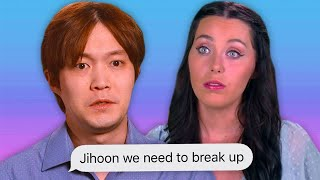 Jihoon from BTS got this Girl Deavan Pregnant | 90 Day Fiancé