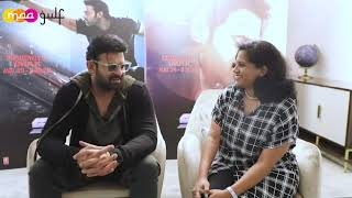 MaaGul's Exclusive Interview with Prabhas & Shradda Kapoor