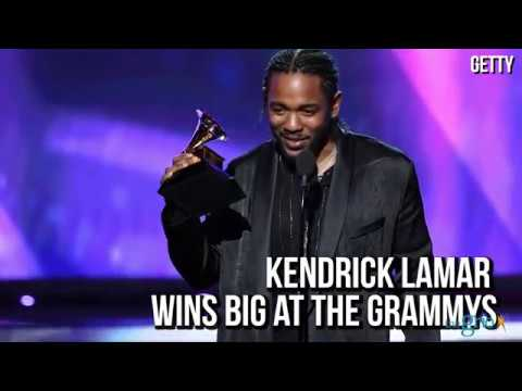 Kendrick Lamar wins BIG at the Grammys- but what about Jay-z?