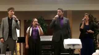 """You Are The One We Praise"" by The Dave Miller Family"