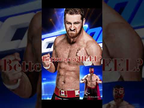 IS SAMI ZAYN BETTER AS A HEEL!?-and 4 opinions on programs he could be on!