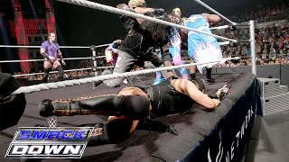 """The """"Miz TV"""" Royal Rumble Special comes to USA Network: SmackDown, January 7, 2016"""