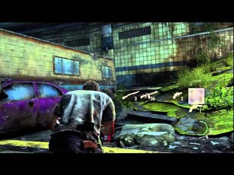 The Last Of Us ✮ Survivor Walkthrough ✮ No Damage ✙ Collectibles ➽ Chapter 10: Bus Depot