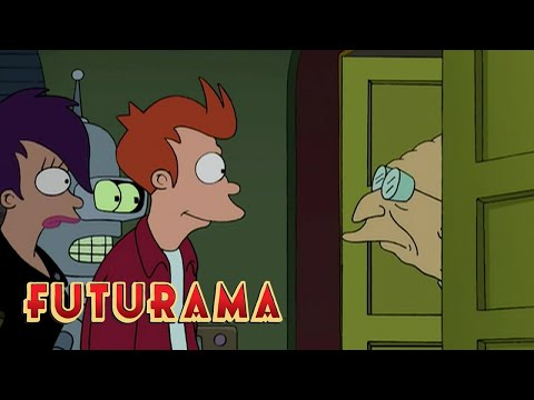FUTURAMA   Season 1, Episode 1: Family Ties   SYFY