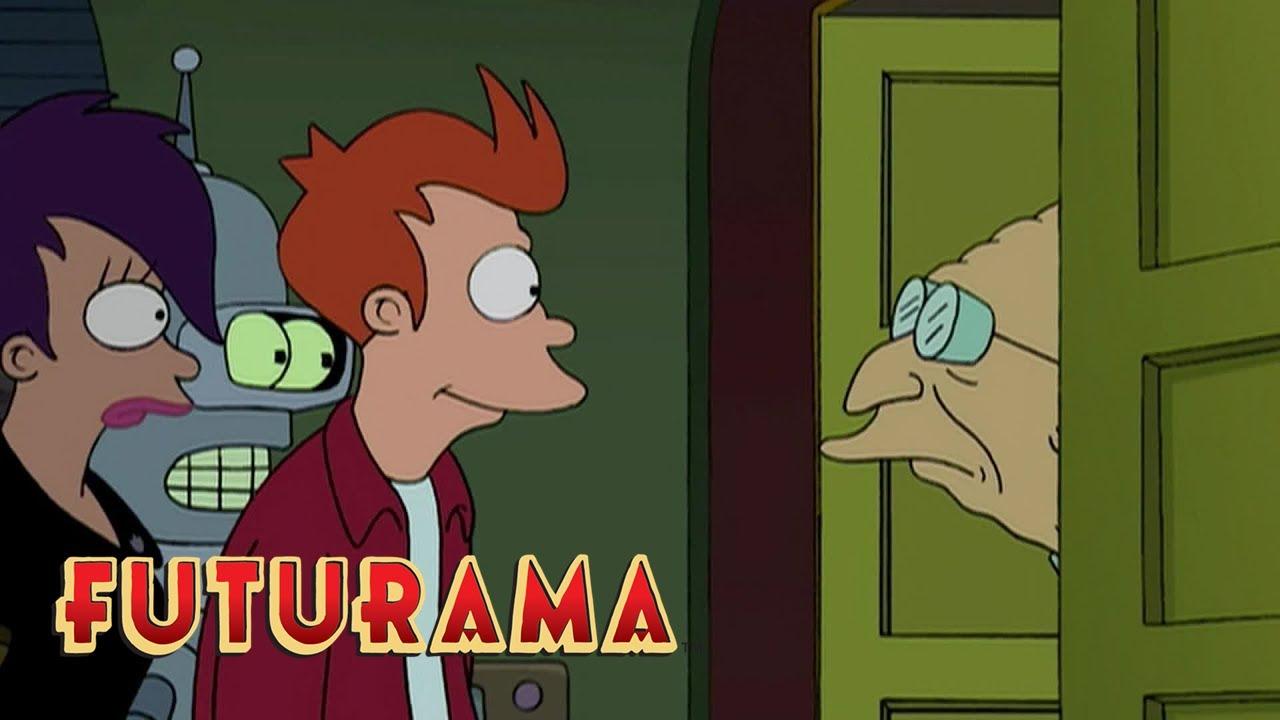 futurama season 1 episode 1 free