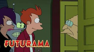 FUTURAMA | Season 1, Episode 1: Family Ties | SYFY