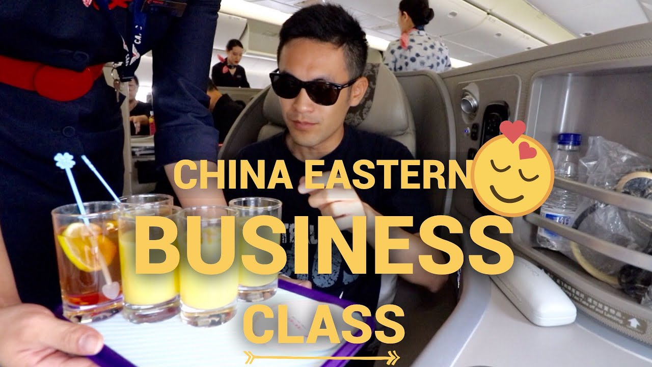China Southern Airlines Business Class A330-200 CAN-PEK ... |Chinese Merchant Class