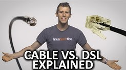 Cable Internet vs. DSL Internet