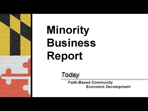 Minority Business Report - March 2016