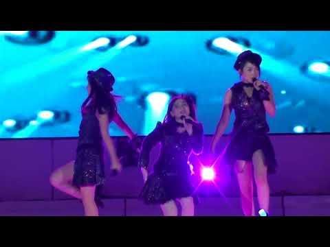 [FANCAM] JKT48 (Melody, Kinal, Della) - Faint 23122017 #6thBirthdayPartyJKT48