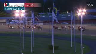 Vidéo de la course PMU PRIX P21-LOPP - SPARTRAPPA