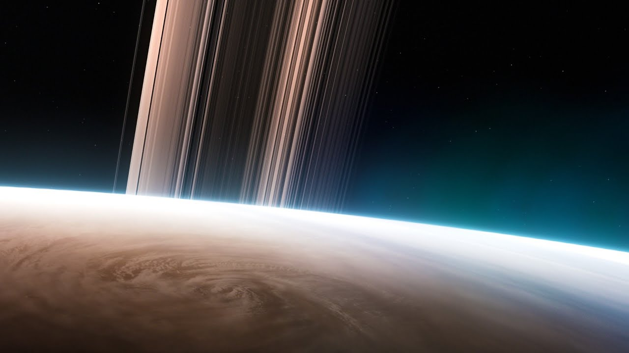 À la découverte de Saturne