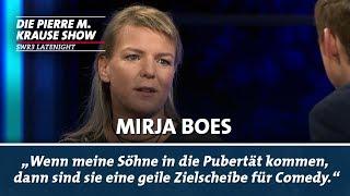 Mirja Boes über wahre Geschichten in der Comedy