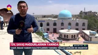 Türkiye Diyanet Vakfı Savaş Mağdurlarının Yanında 2017 Video