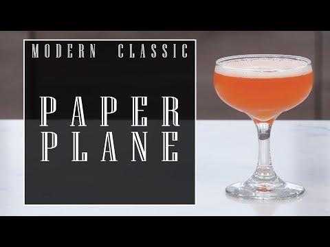 Modern Classic: Paper Plane