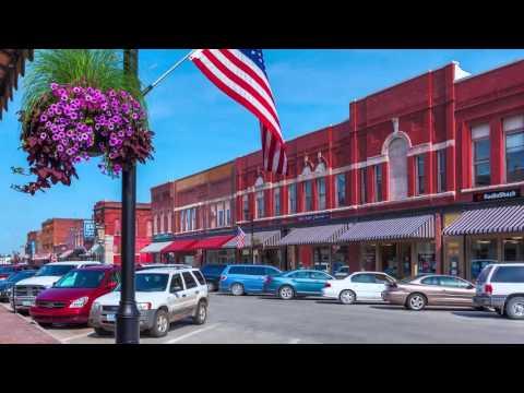 Main Street Iowa: Entrepreneurship