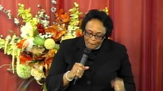 Pastor Jackie McCullough  - We are A Royal Priesthood