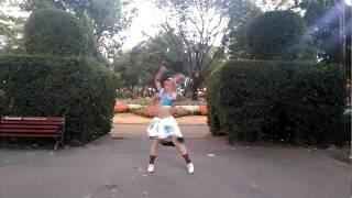 Dancer: Hashimoto Yuki.