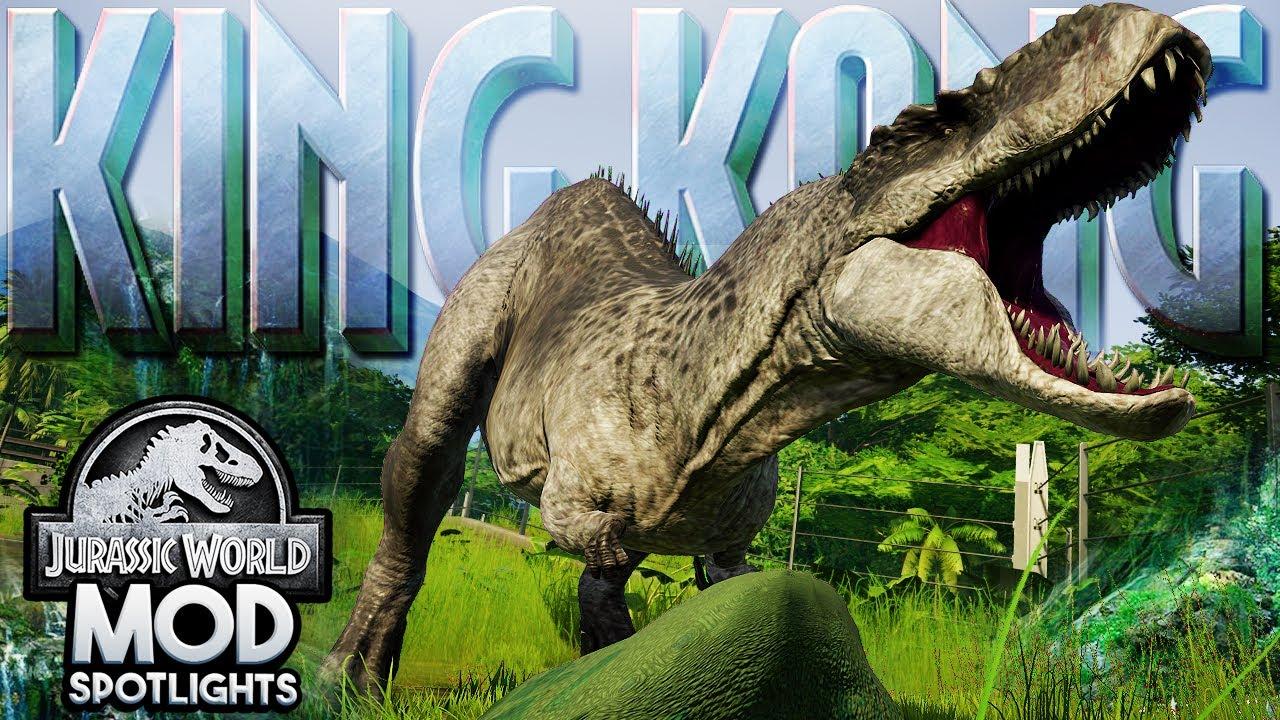 Skull Island Dino Pack New Mod Pack Jurassic World Evolution Mod Spotlight Youtube Film accurate fence mod   jurassic world: skull island dino pack new mod pack jurassic world evolution mod spotlight