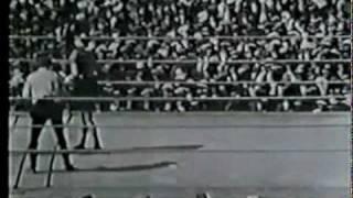 Jack Dempsey vs Tommy Gibbons (Full Film), part 2/5