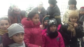 Благотворительная акция для детей-сирот от коллектива Ледового дворца