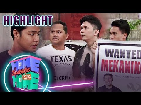 Ferdie and Edwin find a new car mechanic | HSH Extra Sweet