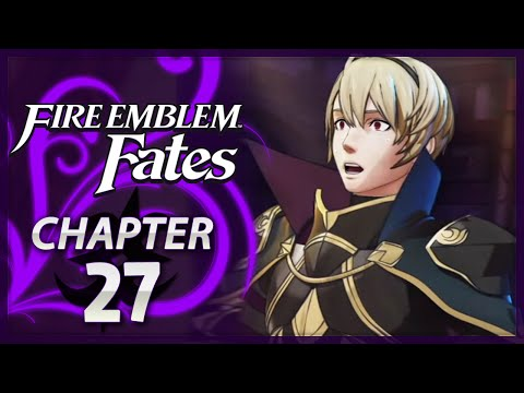 Fire Emblem Fates: Conquest - Chapter 27 - The Empty King